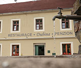 Pub Dubina – restaurant and boarding-house on the bank of the River Ohře