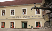 Pub Dubina - Kyselka - Restaurant, Boarding-House and Camping-Site at the bank of the River Ohře near Karlovy Vary